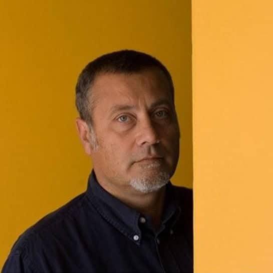 Massimo Carlotto, Photo Daniela Zedda